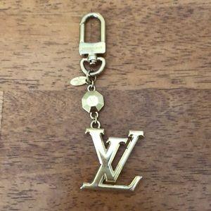 Louis Vuitton LV FACETTES BAG CHARM & KEY HOLDER